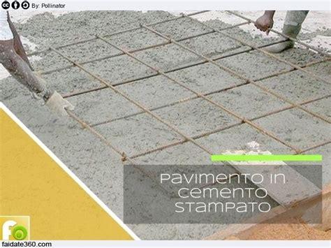 Pavimenti In Cemento Prezzi by Pavimento In Cemento Stato Cemento Stato