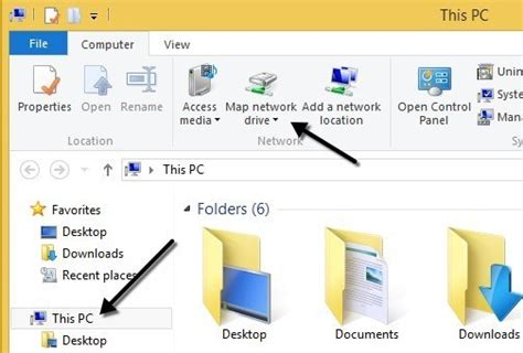 how to map a network drive in windows 7 how to map a network drive in windows