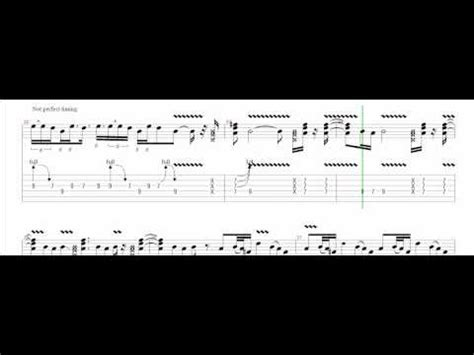 Comfortably Numb Solo Pulse Version With Tabs