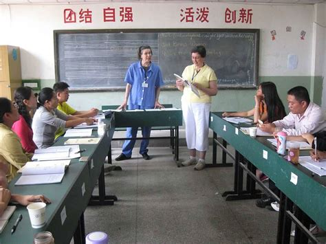 china film university teach english in china work with students and teachers