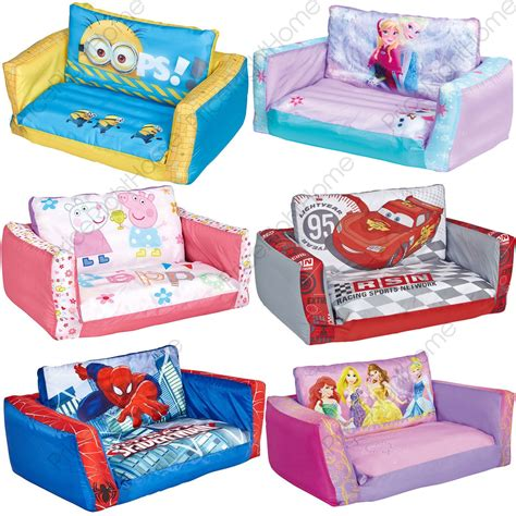 paw patrol fold out sofa flip out sofa range inflatable kids room new minions
