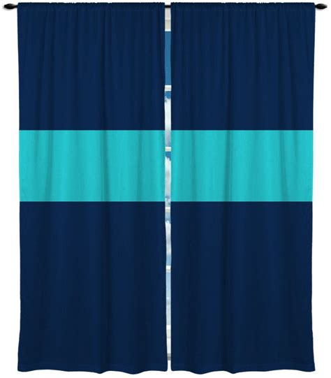 navy horizontal striped curtains 17 best ideas about horizontal striped curtains 2017 on