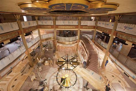 Disney Interior by A Sneak Peek Inside The Disney Cruise Liner