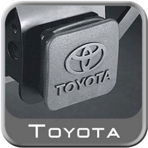 Toyota Trailer Hitch Cover Genuine Toyota Trailer Hitch Cover