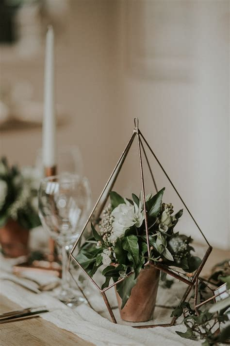 30 Trendy Geometric Wedding Ideas for Modern Brides