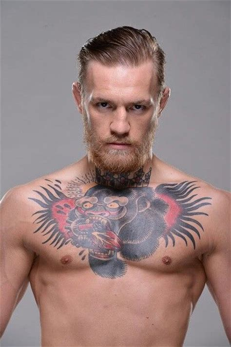 mcgregor tattoo on chest 104 best images about conor mcgregor on pinterest mma