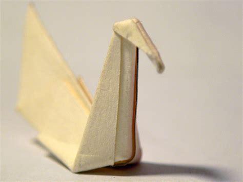 Wikihow Origami Swan - origami wikihow