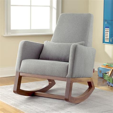 Nursery Rocking Chair For Added Comfort Furniture And Rocking Chairs For Nurseries