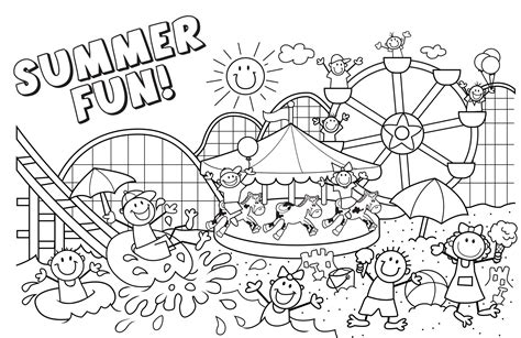 coloring pages for adults beach abstract doodles coloring pages fantastic summer