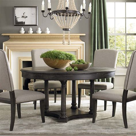 round table dining room sets complement the decor kitchen with dining room table sets