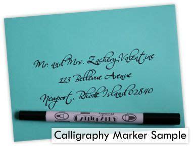 Top Pens To Address Wedding Envelopes Like A    DIY