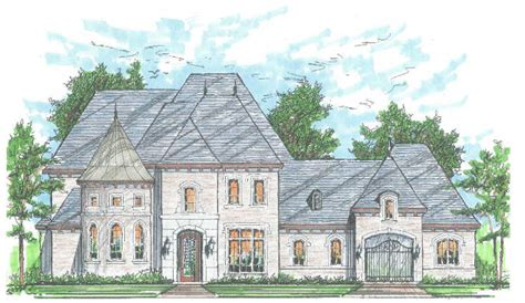 french country house plans with porte cochere house plans with porte cochere