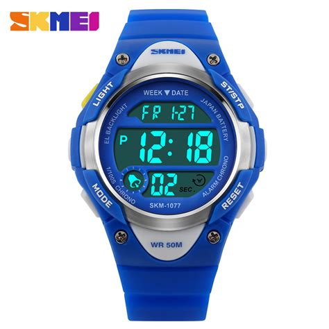 Gratis Ongkir Skmei Children Sport Silicone Led Limited stopwatch reviews shopping stopwatch reviews on aliexpress alibaba
