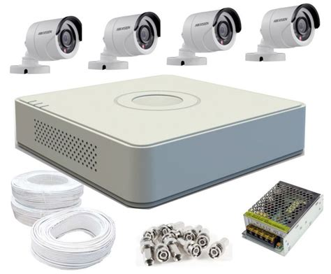 Dvr Cctv Hikvision cctv hikvision 8 channel dvr with installation