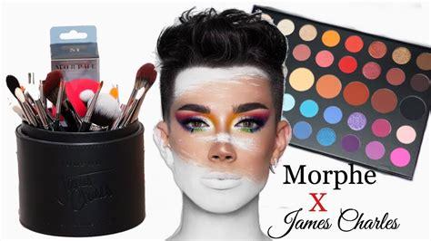 james charles brushes set morphe x james charles 34 piece brush set