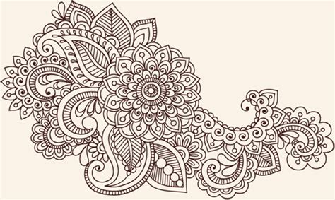 design ornaments floral ornament coreldraw free vector 17 409