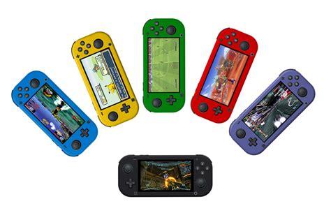 Nintendo Mini konzept die nintendo switch mini