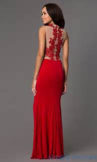 dinner dresses sleeveless evening gown with a lovely