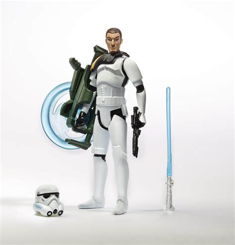 Wars Rebels 3 75 Inch Figure Kanan Jarrus Stormtrooper D fair 2016 hasbro wars official photos the