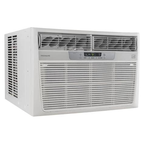 frigidaire room air conditioner frigidaire ffre2533s2 25 000 btu window thru the wall room air conditioner in white with 523 cfm
