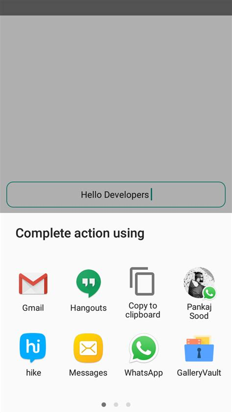 layout animation android react native react native share api exle to share textinput message