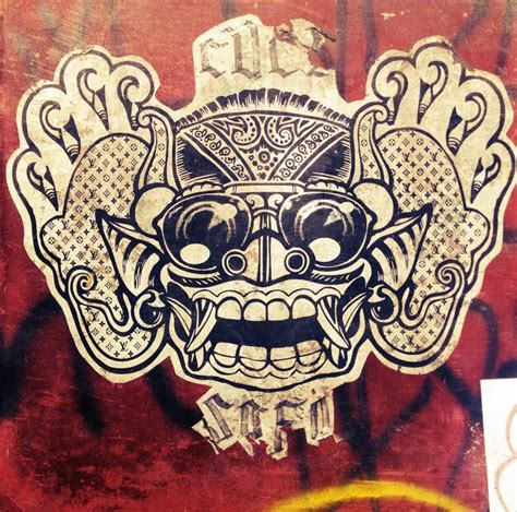 bali tattoo artist community 8 best barong images on pinterest barong japanese