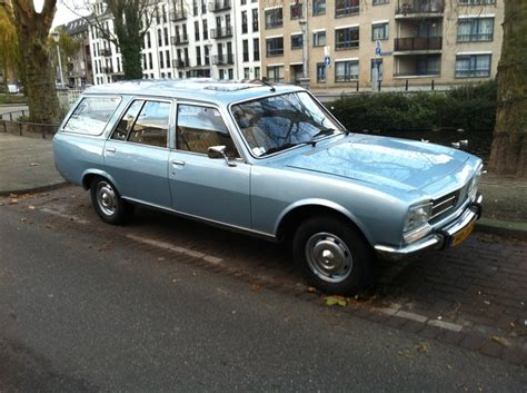french cars peugeot 1981 peugeot 504 break my ride carstuff pinterest