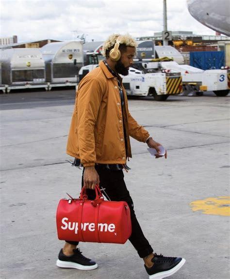 Fashion News Weekly Up Bag Bliss 21 by Crush Monday Mcm Odell Beckham Jr Fashion Bomb