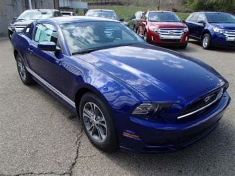 2014 ford mustang v6 specs 2014 ford mustang v6 premium coupe data info and specs