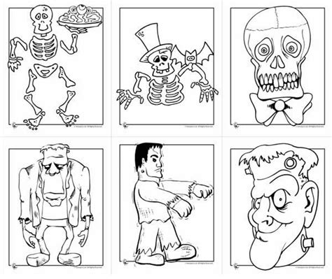 imagenes de halloween para colorear e imprimir dibujos de halloween para colorear e imprimir gratis