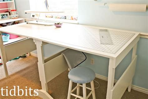 cutting table plans sewing room pinterest