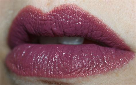 N Megalast Ravin Raisin n megalast lipcolor swatches photos review