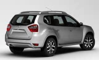 Small Nissan New Nissan Terrano Small Suv Details And Pictures