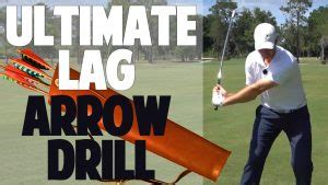 increase golf swing speed drills increase your golf swing lag the arrow drill top speed