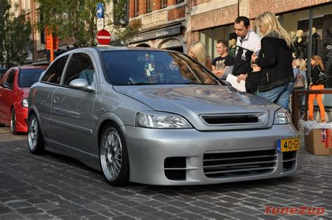 opel modified for sale modified opel astra g more http tunezup com