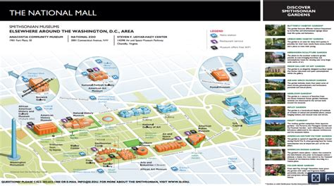washington dc map museum 30 washington dc maps attractions and buildings