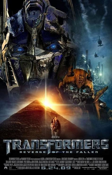 la venganza de los 8416771871 transformers la venganza de los ca 237 dos transformers 2 2009 filmaffinity
