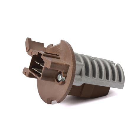 transistor y resistor standard rear blower motor transistor resistor for honda pilot acura 79330s3va51 ebay