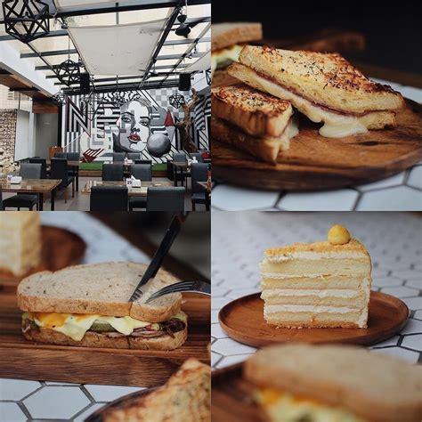 Sandwich Milk Meet Cheese Melt Makanan Siap Saji Cemilan Coklat cobain yuk 8 roti unik dan enak untuk liburan di bandung nanti