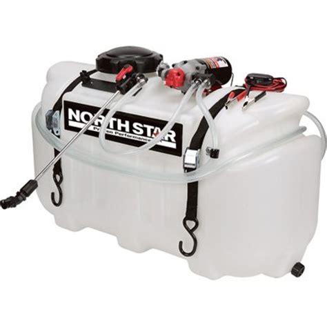 northstar atv broadcast  spot sprayer  gallon