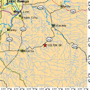 colton oregon map colton oregon or population data races housing