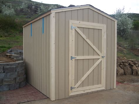 build   set  replacement wooden shed doors