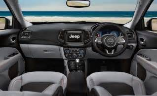 Jeep Compass Seating Capacity Jeep Compass Limited O 1 4 Multi Air Petrol Ddct At Price