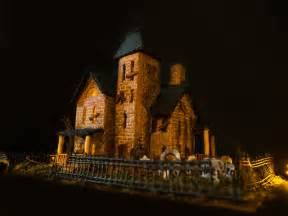 Gingerbread Haunted House Template by Bravetart S House Of Horror How To Make A Spooky