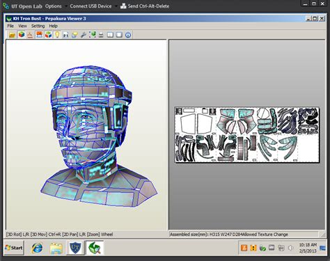 Papercraft Viewer - free pepakura viewer 3 software free setbackup