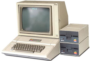 nouriko s apple home computer