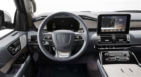 Interior Colors by 2018 Lincoln Navigator Debuts At 2017 New York Auto Show
