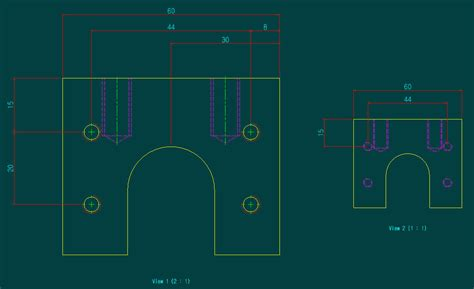 autocad layout to scale drawing dimensions are scaled in the exported autocad dwg