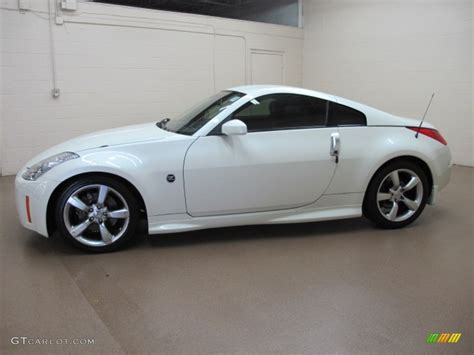 white nissan 350z 2006 nissan 350z autos post