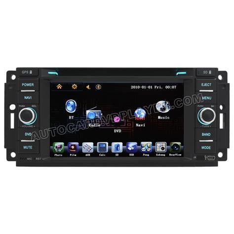 Jeep Navigation System Car Dvd Player With Gps Navigation System Bt For 2007